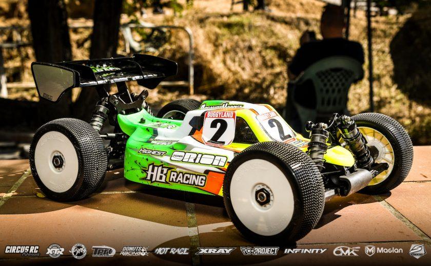 2021 Buggyland: HB Racing E819 – David Ronnefalk